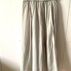 HM Long Maxi skirt